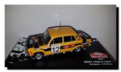 1977 - SEAT 124D Especial 1800 N°12