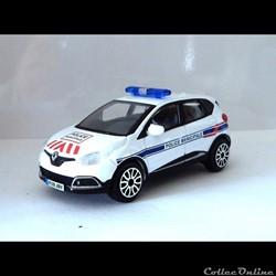 Captur Police Municipale