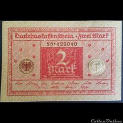 2 Mark +- 1920