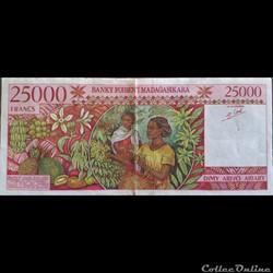 25 000  Francs