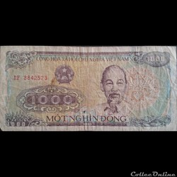 1000 Dong 1988