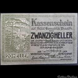20 Heller Zwanzigheller