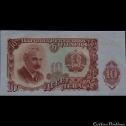 10 LEVA DE 1951