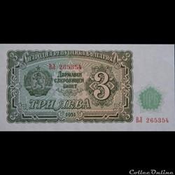 3 LEVA DE 1951