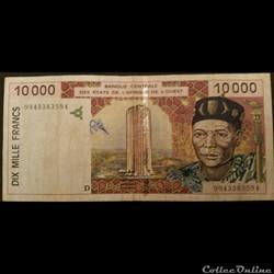 10 000 Francs