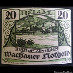 20 Heller wachauer Motgeld
