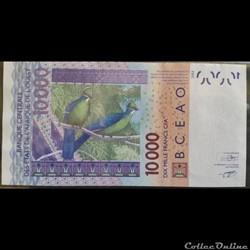 10 000 Francs CFA 2003