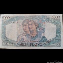 Mille Francs 12-1-1946