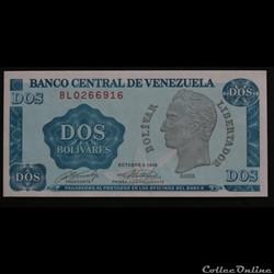 2 Bolivars 1989