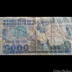 5000 Francs