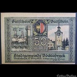 50 Heller 1920