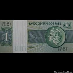 1 Cruzeiros
