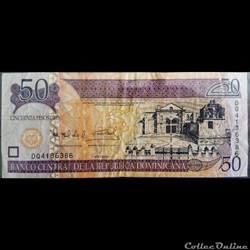 50 Pesos 2008