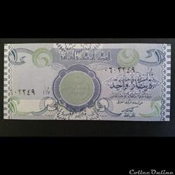 1 Dinar Irakien 1979