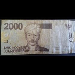 2000 Rupiah 2011