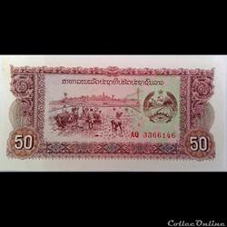 50 KIPS DE 1979  Régime Communiste