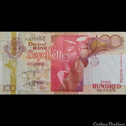 100 Rupees