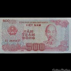 500 Dong 1988