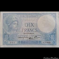 Dix Francs 7-10-1940