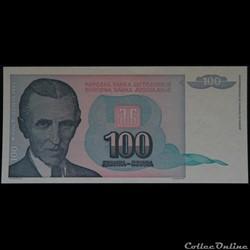 100 Dinara 1994
