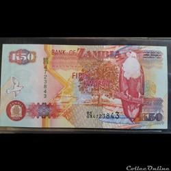 50 Kwacha 2003