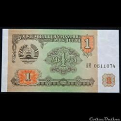 1 rouble 1994