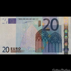 20 Euros 2002