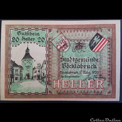 20 Heller 1920