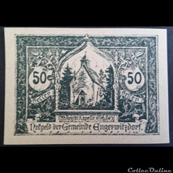 50 Heller 24-04-1920
