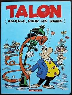 39 - Pub 2000 - Talon (Achille, pour les...