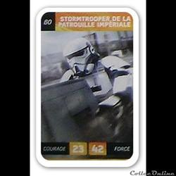 80 - Stormtrooper de la patrouille impér...