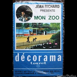 Jean Richard - Mon zoo