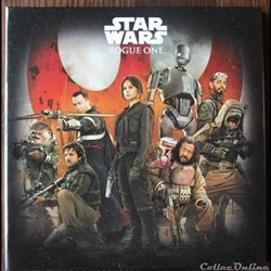Trading Cards Game - Star Wars - Rogue One - Leclerc