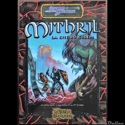 D&D3 - Sword & Sorcery - Mithril, la cit...