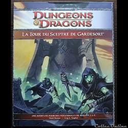 D&D4 - Tour du sceptre de Gardesort (La)