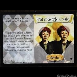 05 - Fred et George Weasley