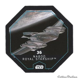 36 - Naboo Royal Starship