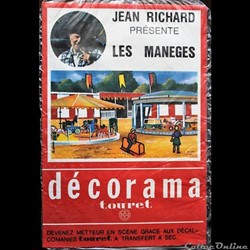 Jean Richard - Manèges (Les)