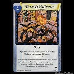 10 - Dîner de Halloween