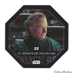 22 - Le sénateur Palpatine