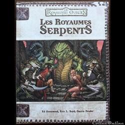 D&D3.5 - Royaumes serpents (Les)