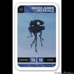 43 - Droîde-sonde impériale