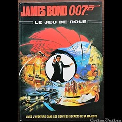 James Bond 007 - Le jeu de rôle