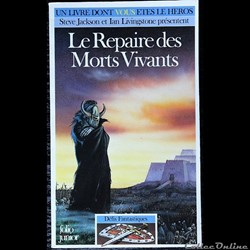 43 - Le repaire des morts vivants