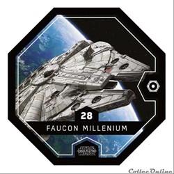 28 - Faucon millenium