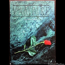 Vampire, la mascarade
