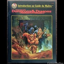 AD&D2.5 - Introduction au Guide du Maîtr...