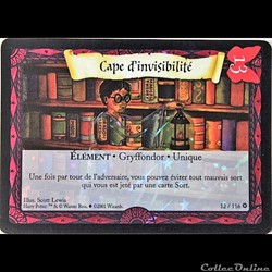 Trading Cards Game - Harry Potter - Set de base