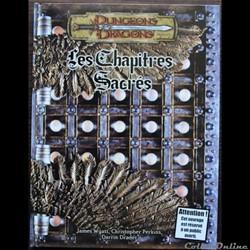 D&D3.5 - Chapitres sacrés (Les)