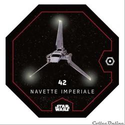 42 - Navette impériale